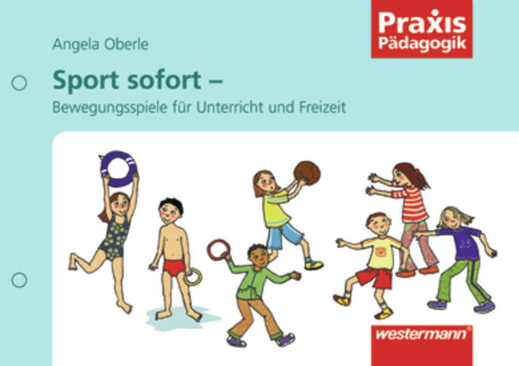 Sport sofort 1 als Buch von Angela Oberle