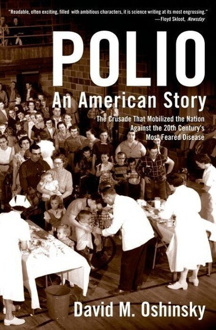 polio an american story by david David salamone contracted polio from an oral vaccine when he was a baby the story of his suffering spurred change in us immunization policy.