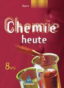 Chemie heute 8. Schülerband. Naturwissenschaftlicher Zweig. Gymnasium . Bayern