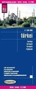 Reise Know-How Landkarte Türkei 1 : 1.100.000