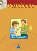 Pusteblume. Das Sprachbuch. 4. Arbeitsheft. Mitte / Nord