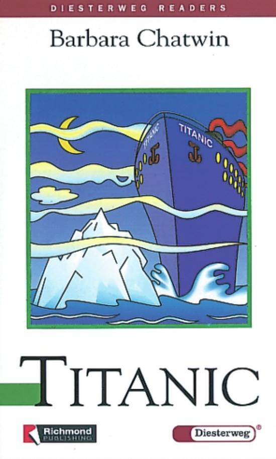 Titanic als Buch von Barbara Chatwin