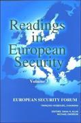Readings in European Security: Volume 3