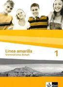 Linea amarilla 1. Grammatisches Beiheft