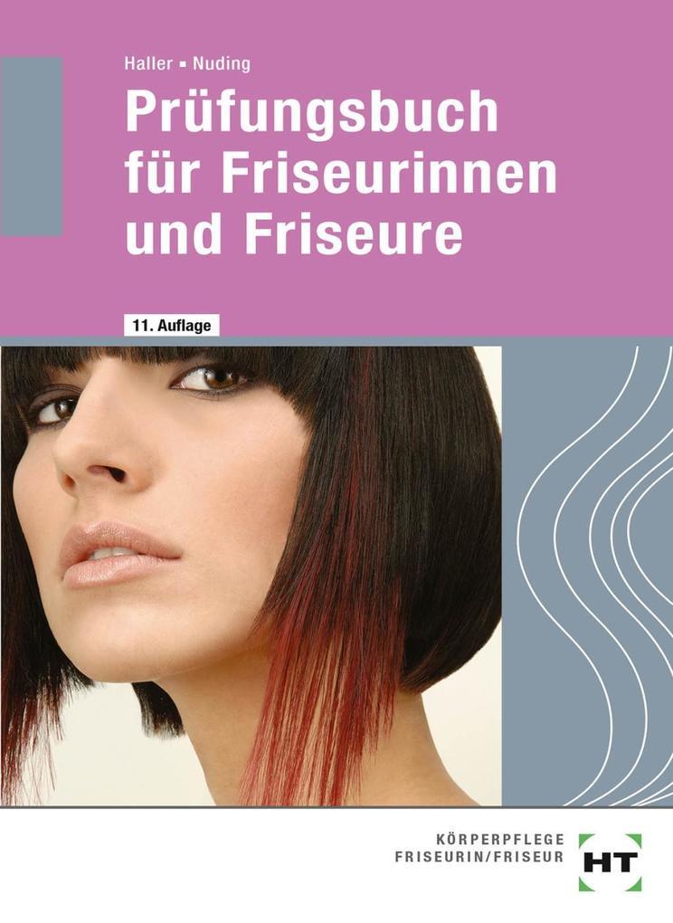 Prüfungsbuch für Friseure als Buch von Josef Ha...