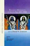 Religious Movements in South Asia 600-1800