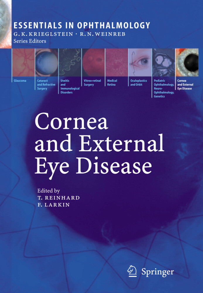 Cornea and External Eye Disease als Buch von