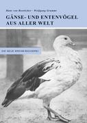Gänse- und Entenvögel aus aller Welt