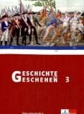 Geschichte und Geschehen 3. Schülerbuch. Rheinland-Pfalz, Saarland
