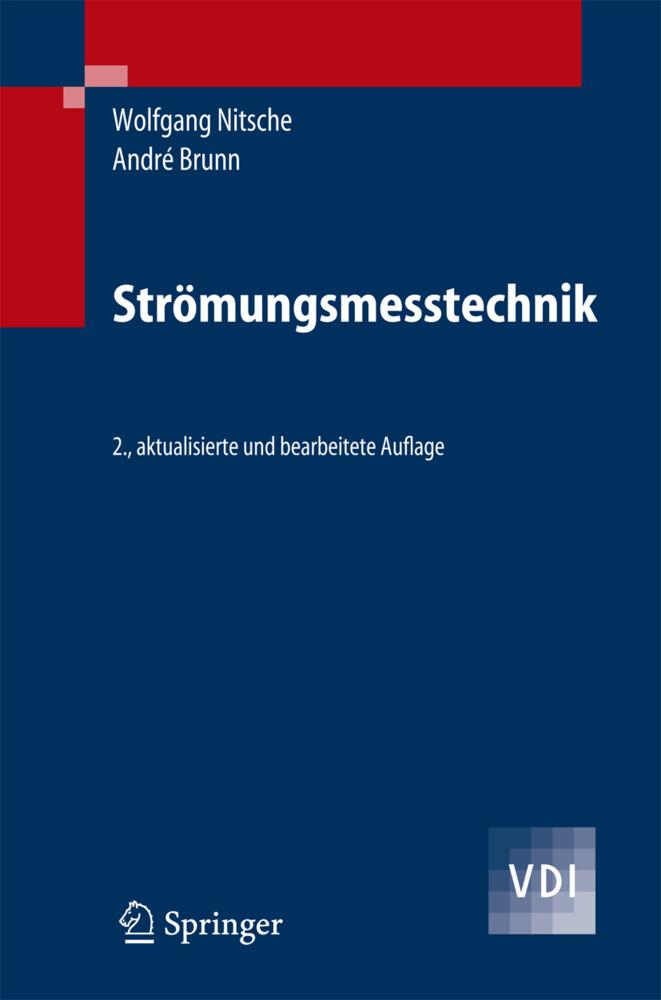 Strömungsmesstechnik als Buch