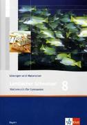 Lambacher Schweizer. 8. Schuljahr. Lösungen und Materialien. Bayern