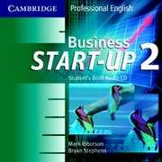 Business Start-Up 2. 2 Audio CDs