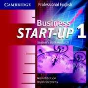 Business Start-Up 1. 2 Audio CDs