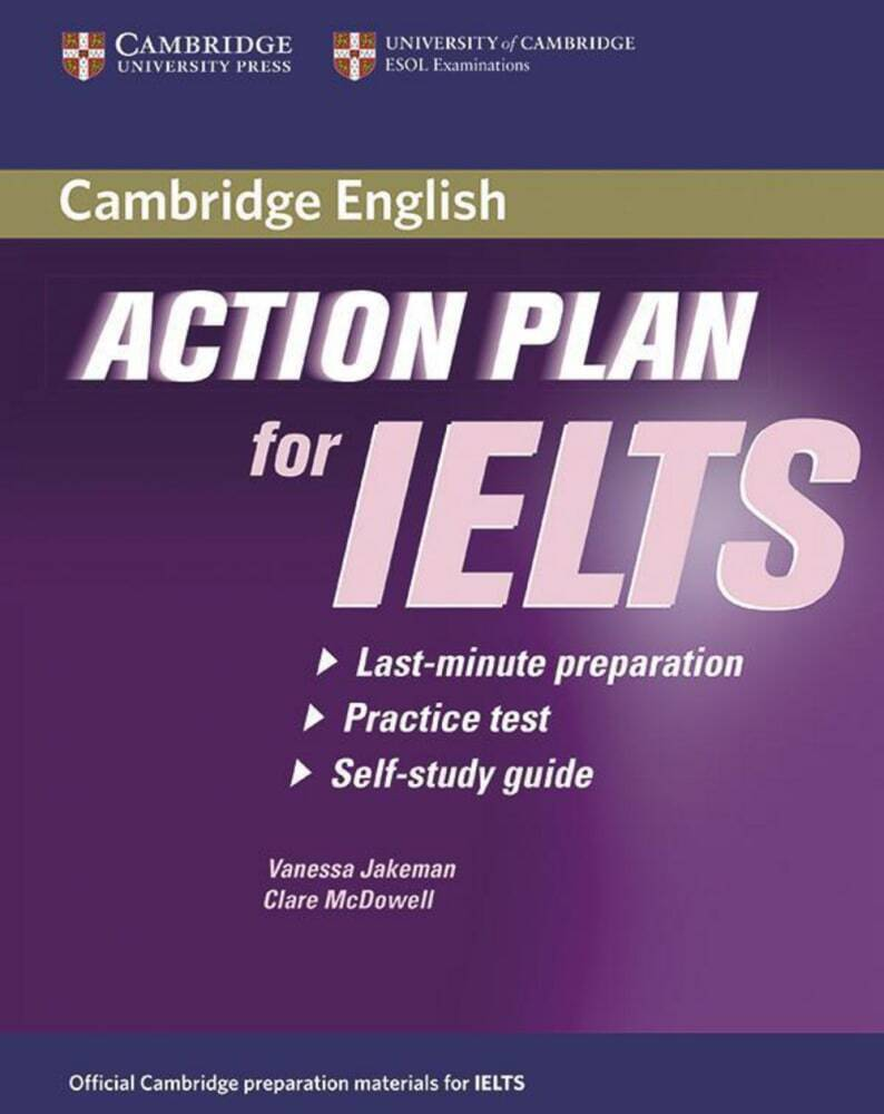Action Plan for IELTS. Academic Module. Student...