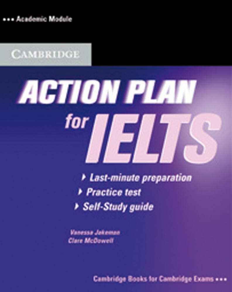 Action Plan for IELTS. Academic Module. Self-St...