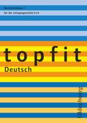 topfit Deutsch. Rechtschreiben 1. Neuausgabe