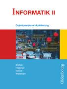 Informatik II. Schülerbuch. Bayern