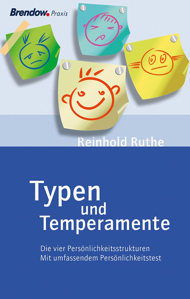 Typen und Temperamente als Buch