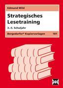 Strategisches Lesetraining. 3. - 5. Schuljahr