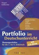 MUMM - Portfolio im Deutschunterricht. Mit CD-ROM