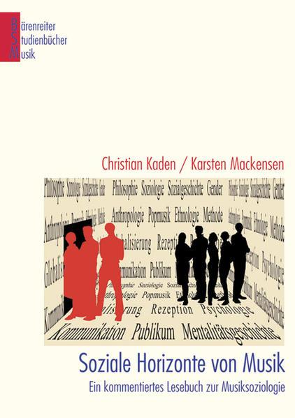 Soziale Horizonte von Musik als Buch von