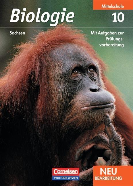 Biologie. Ausgabe Volk und Wissen. Neubearbeitu...