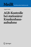 AGB-Kontrolle bei stationärer Krankenhausaufnahme
