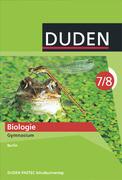 Biologie 7/8 Lehrbuch. Berlin Gymnasium