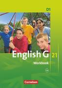 English G 21. Ausgabe D 1. Workbook mit Audios online