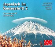 Japanisch im Sauseschritt. 4 CDs zu 2 A und 2B. Standardausgabe