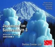 Japanisch im Sauseschritt. 4 CDs zu 3A und 3B. Standardausgabe