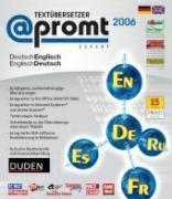 @promt Expert 2006 Deutsch - Englisch / Englisc...