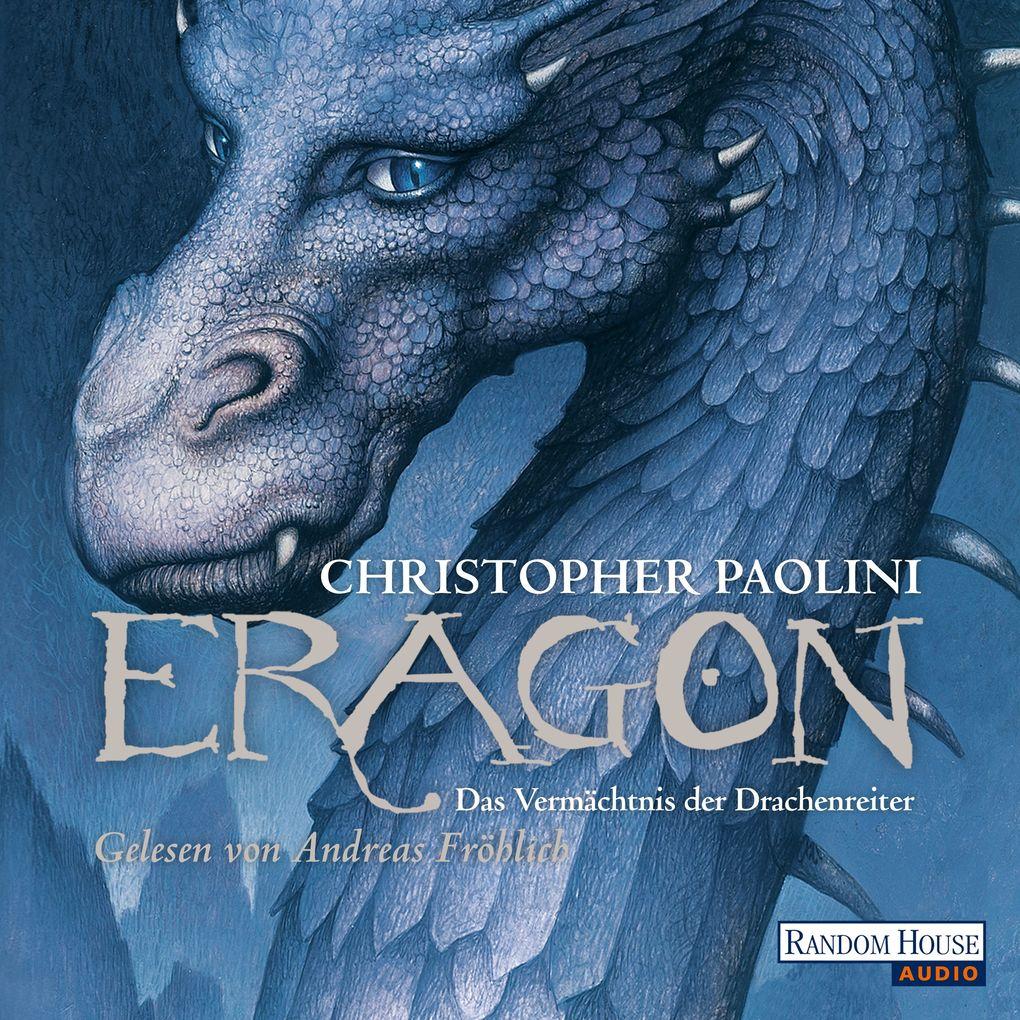 Eragon 1. Das Vermächtnis der Drachenreiter als Hörbuch Download