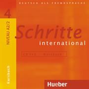 Schritte international 4. 2 Audio-CDs