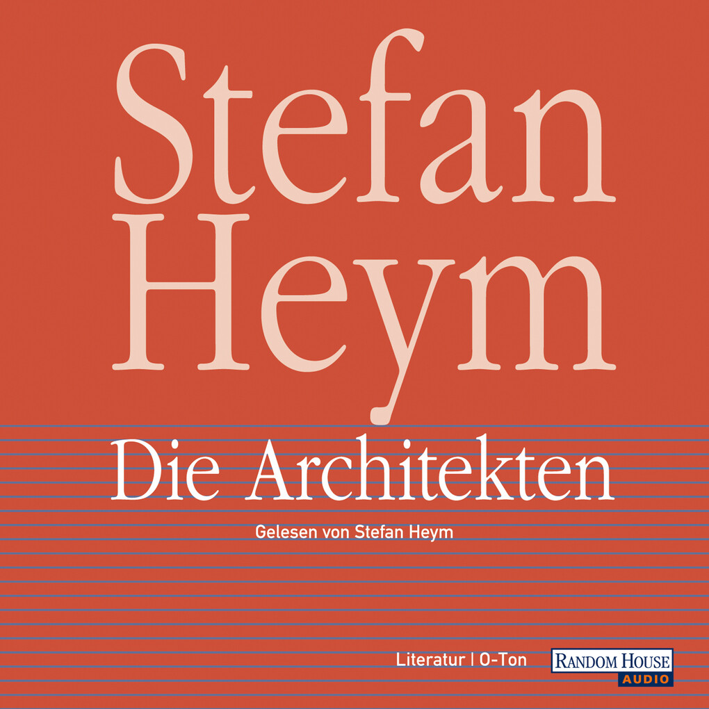 Die Architekten als Hörbuch Download von Stefan...