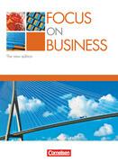 Focus on Business. Schülerbuch. New Edition