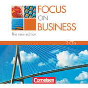 Focus on Business. CD. New Edition