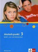 deutsch.punkt 3. Schülerbuch. 7. Schuljahr. Gymnasium