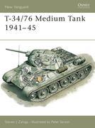 T-34/76 Medium Tank, 1941-45