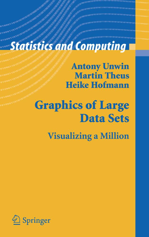 Graphics of Large Datasets als Buch von Antony ...