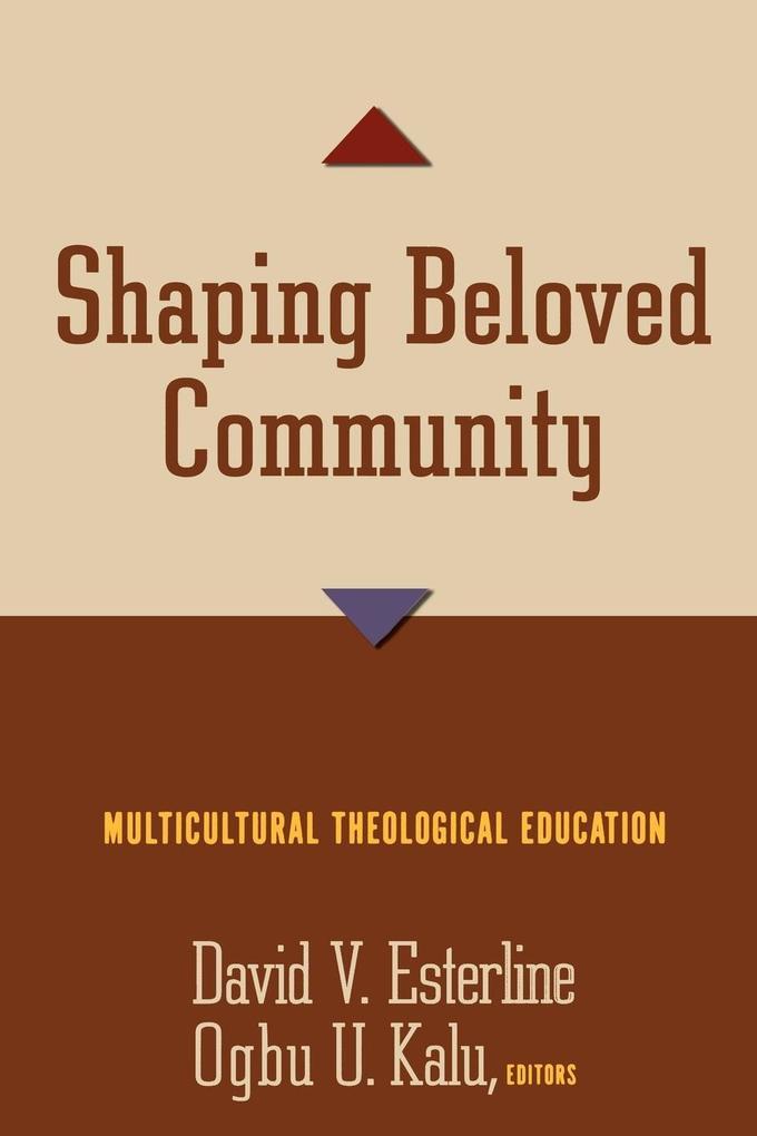 Shaping Beloved Community als Taschenbuch von