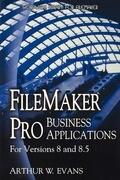 FileMaker Pro 8 Business Applications