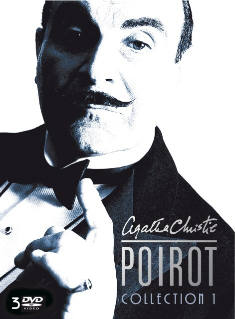 Poirot Collection 01 als DVD