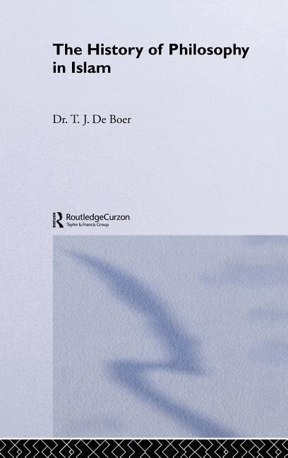 History Of Philosophy In Islam als Buch (gebunden)