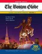 The Boston Globe Sunday Crossword Puzzlr Omnibus, Volume 3