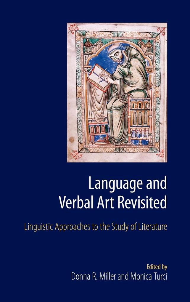 Language and Verbal Art Revisited als Buch (gebunden)