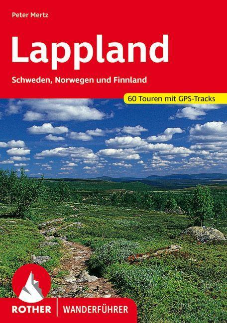Lappland als Buch