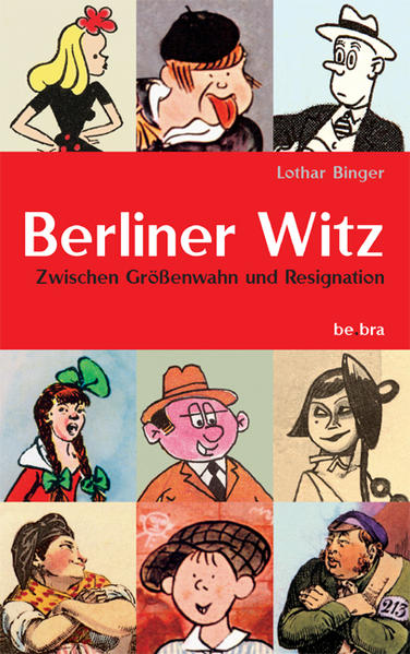 Berliner Witz als Buch von Lothar Binger