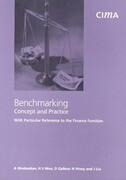 Benchmarking- Concept and Practice with Particular Reference to the Finance Function