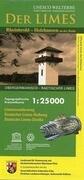 Der Limes / Rheinbrohl-Holzhausen / Unesco-Welterbe. Topographische Freizeitkarte 1 : 25 000